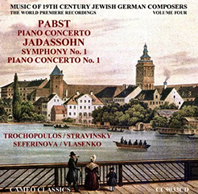 Music of Jewish German Composers Vol. 4