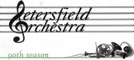 Petersfield Orchestra 90th anniversary