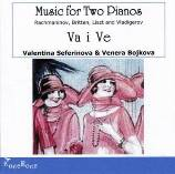 'Va i Ve' Music for 2 Pianos